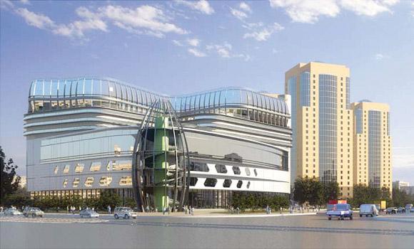 Старый центр в Кемерове застроят деловыми центрами