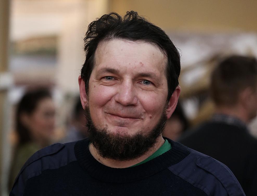 Уфолог Вадим Чернобров