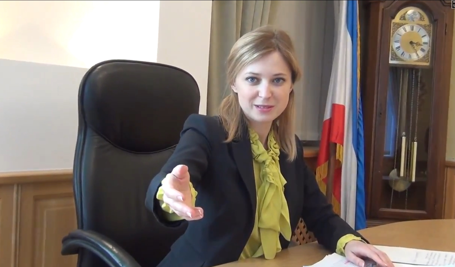 Прокурор наташа секси, Подборка фотографий Натальи Поклонской (40 фото) 11 фотография