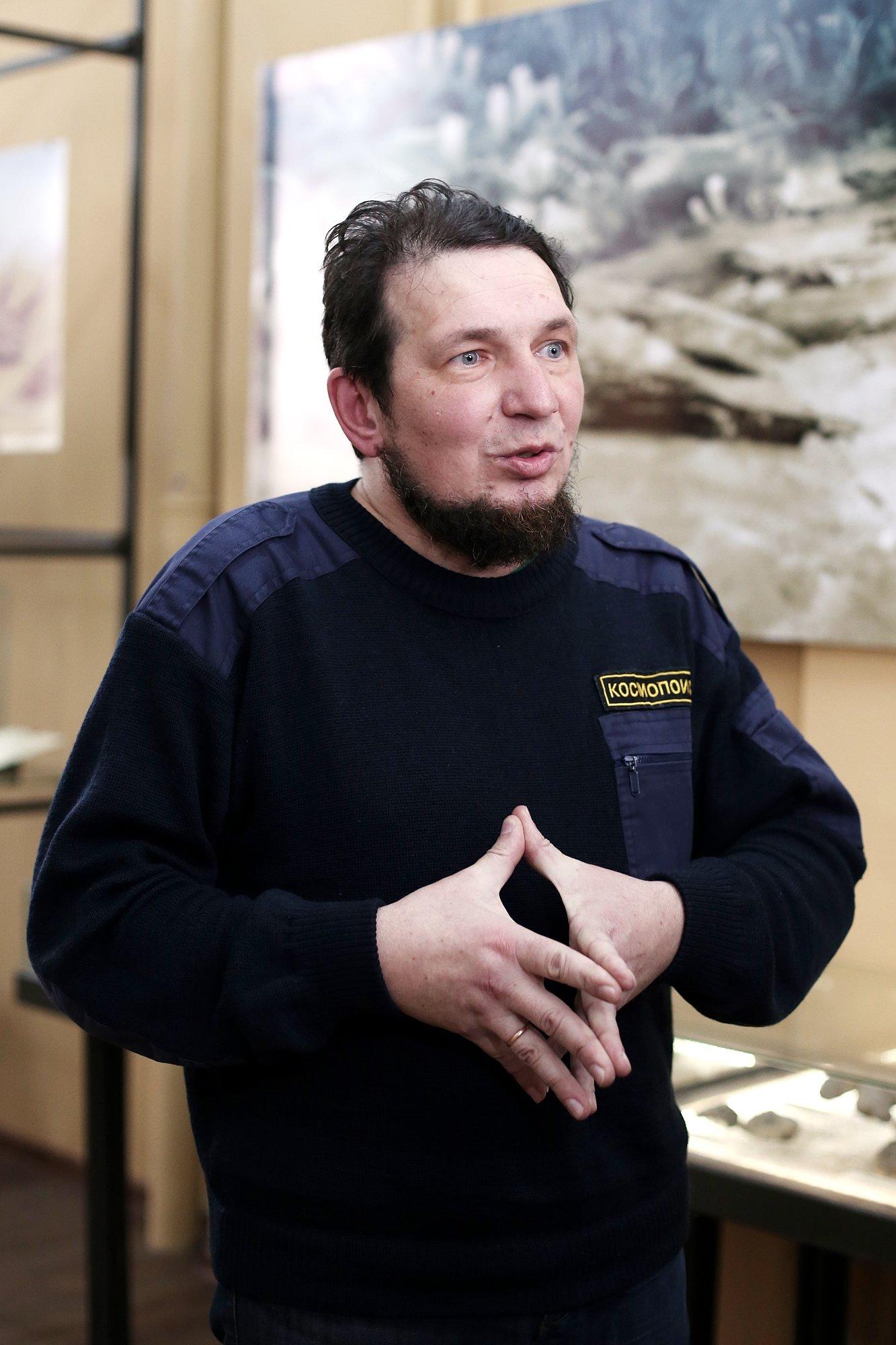 Уфолог Вадим Чернобров: инопланетяне сильнее нас