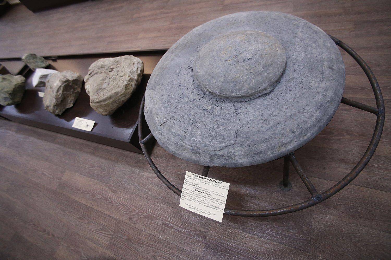 Каменный диск предков
