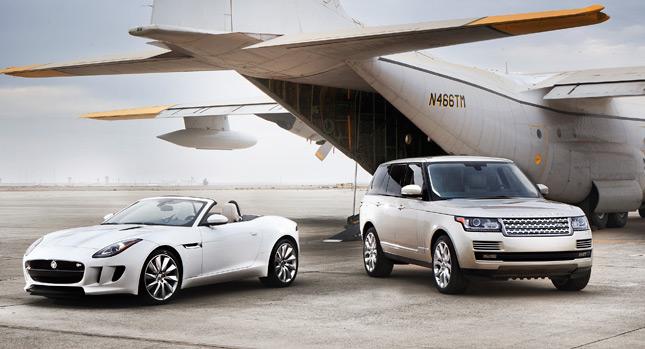 Картинки по запросу Land Rover и Jaguar
