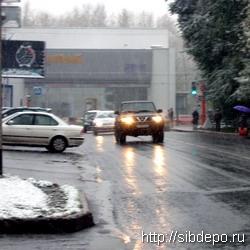 Автомобилистам Кузбасса советуют воздержаться от поездок: ожидается гололед