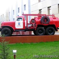 'Пожарных