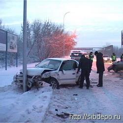 3 лобовых столкновения в Кемерове за одну неделю