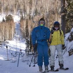 В Кузбассе начинается горнолыжный сезон