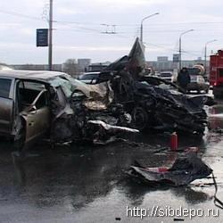Виновник аварии на Кузбасском мосту был заядлым нарушителем