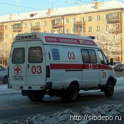 В Новокузнецке мужчину придавило воротами