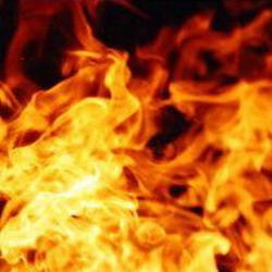 В Юрге при пожаре погиб годовалый ребенок