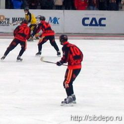 В Кемерове усиленны меры безопасности накануне матча «Кузбасс» - «Енисей»
