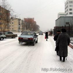 Автомобилистов Кузбасса просят отказаться от дальних поездок