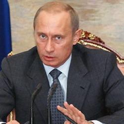 'Путин: