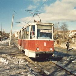 'Трамвай