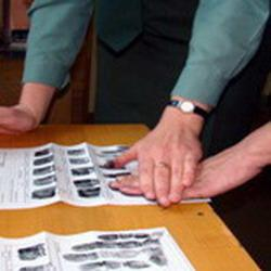 С начала года 7,5 тысяч кузбассовцев добровольно прошли дактилоскопию