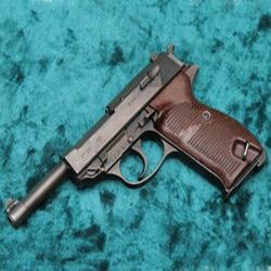 Кемеровчанин сдал в милицию трофейный пистолет