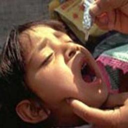 В Кузбассе вакцинируют детей, прибывших из Таджикистана, от полиомиелита