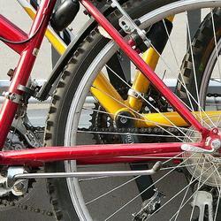За юными велосипедистами ведётся строгое наблюдение