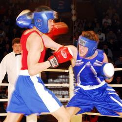 Два кузбасских боксера стали чемпионами Сибири