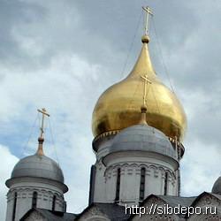 В Кузбассе ограблена церковь Александра Невского