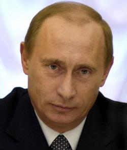 Сегодня Владимир Путин прибыл в Новокузнецк