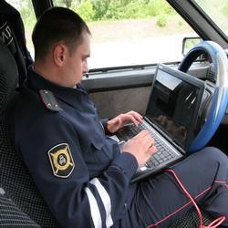 В Кемерове с начала года выявлено 60 тысяч водителей-лихачей