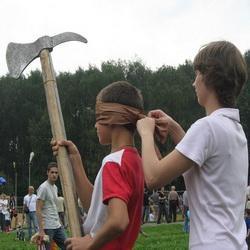 В Томской области готовятся к «Празднику топора»