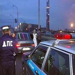 Сотрудники ДПС задержали в Кемерове свадебный кортеж (ФОТО)