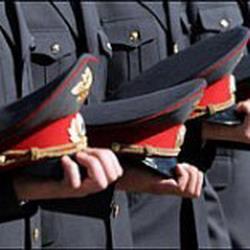 В Кузбассе к 2011 году сократят 5000 милиционеров (АУДИО)