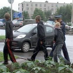 Поездка за грибами закончилась для кемеровских подростков в отделении милиции