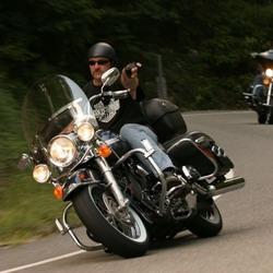В Кузбассе за неделю выявлено более 60 пьяных мотоциклистов