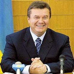 Президент Украины Виктор Янукович нашёл своего брата в Кузбассе
