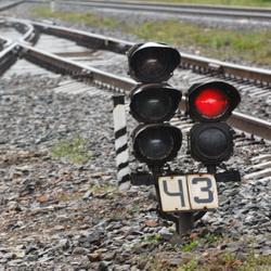 Дети из Беловского района разбили 10 комплектов светофорных линз
