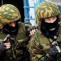Кузбасский ОМОН едет в командировку в Чечню