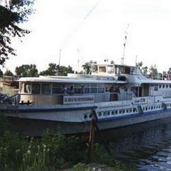 Корабль-церковь отправился в плавание из Новосибирска