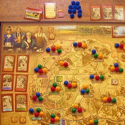 Фестиваль настольных игр пройдет в Новокузнецке