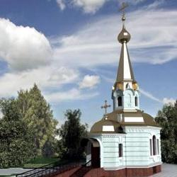 В Кузбассе освятили часовню в память об узниках ГУЛАГа
