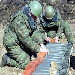 В СибВО уничтожили более 31 тысячи тонн боеприпасов