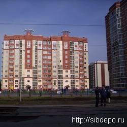 ХК «СДС» начала строительство еще двух домов в Кемерове