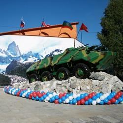 Памятник погибшим милиционерам открыт в Таштаголе