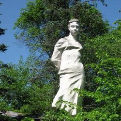 В Новокузнецке осквернен памятник Зое Космодемьянской