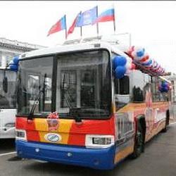В Кемерове появились троллейбусы, способные передвигаться без проводов