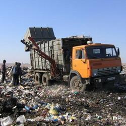 В Новокузнецке построен полигон твёрдых бытовых отходов