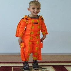 В Кемерове появился комбинезон для  детей с ДЦП