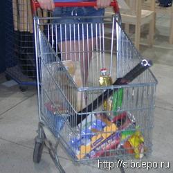 Стоимость минимального набора продуктов питания в Кузбассе - 2143 рубля