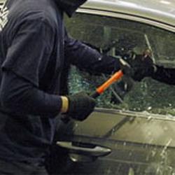 В Кемерове участились кражи из автомобилей