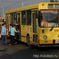 Бесплатный проезд жителям Новокузнецка в День выборов