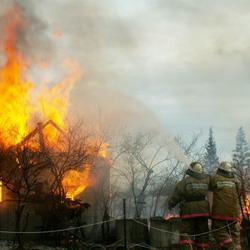 Кузбасские спасатели проводят учения  по защите от лесных пожаров