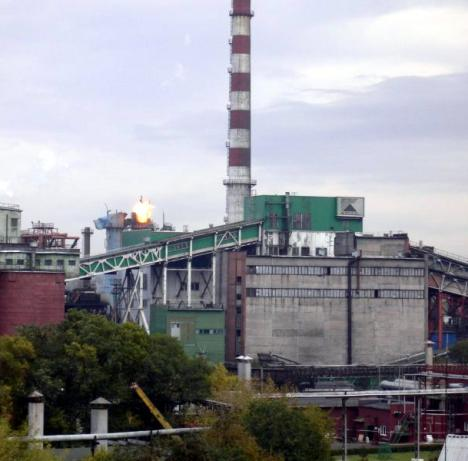 На Кемеровском коксохимзаводе произошла авария (АУДИО)