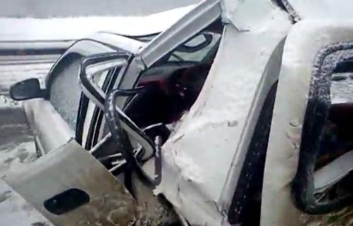 Большую часть пострадавших во вчерашней аварии на трассе Кемерово - Ленинск-Кузнецкий выпишут из больницы в ближайшее время