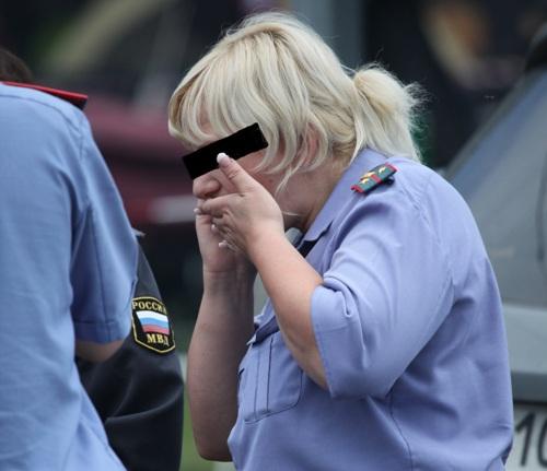 В Кемерове будут судить девушку, побившую женщину-полицейского